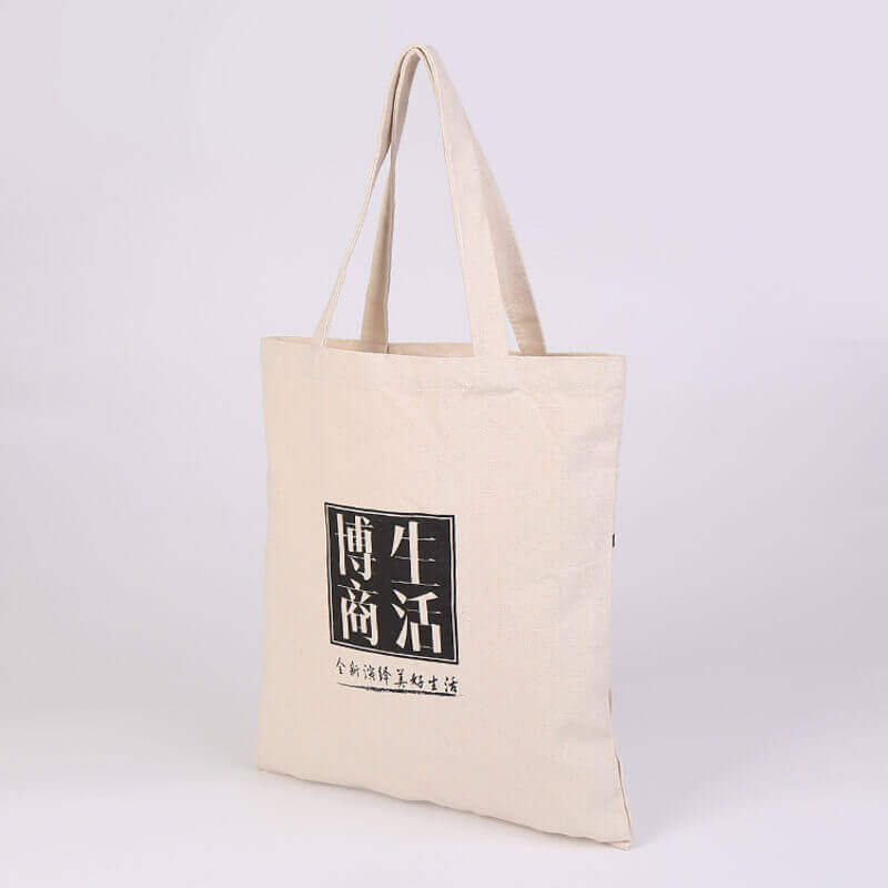 Canvas Bag for A Business Activity
