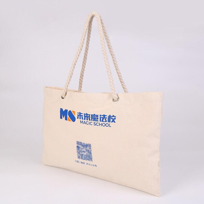 Canvas Bag for A Magic School