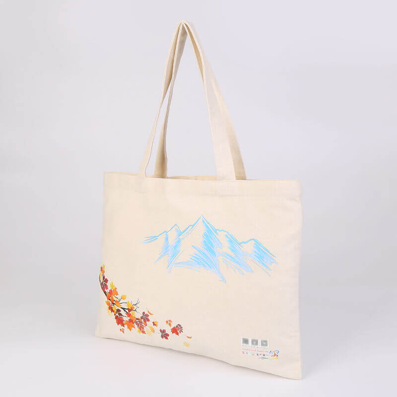 Canvas Bag for Online Store Sales