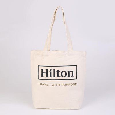 Cotton Bag for Hilton Hotel