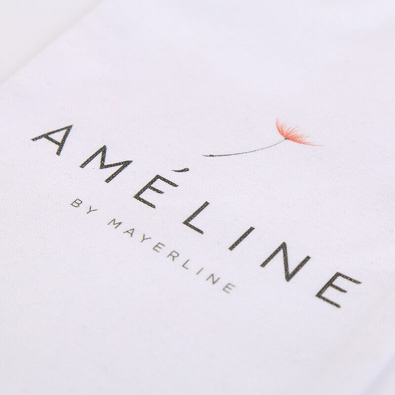 Cotton Drawstring Bag for Améline