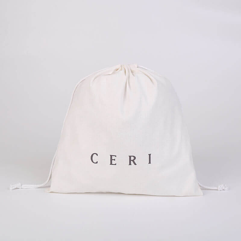 Cotton Drawstring Bag for CERI