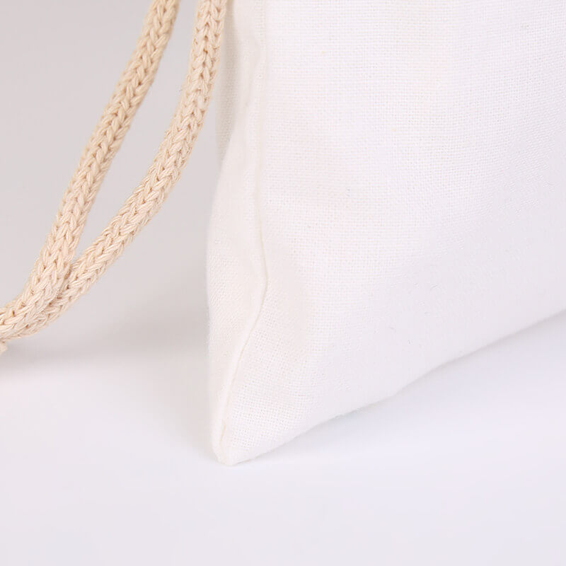 Cotton Drawstring Bag for EcoNaps