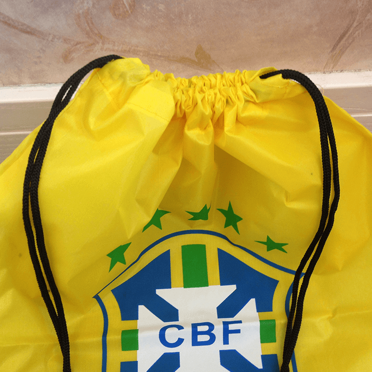 Drawstring Bag for Brazilian Football Confederation