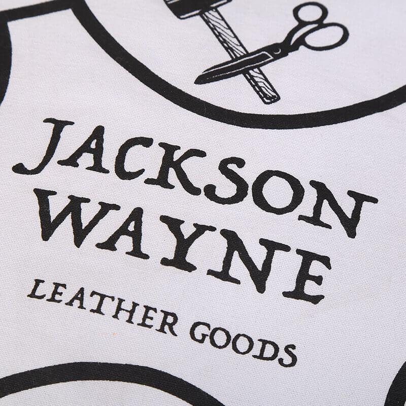 Drawstring Bag for Jackson Wayne Leather Goods