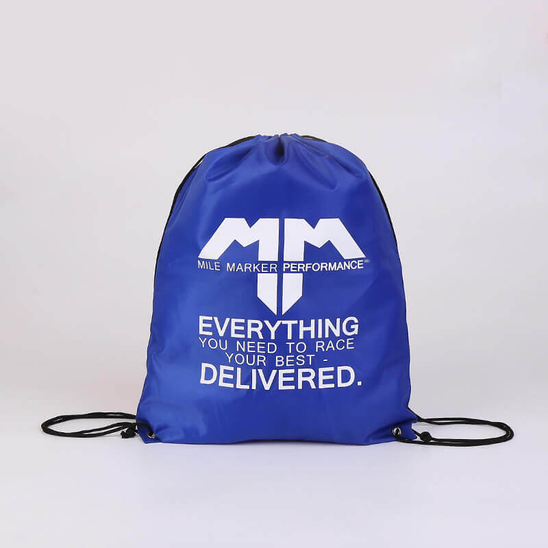 Drawstring Bag for Mile Marker Performance