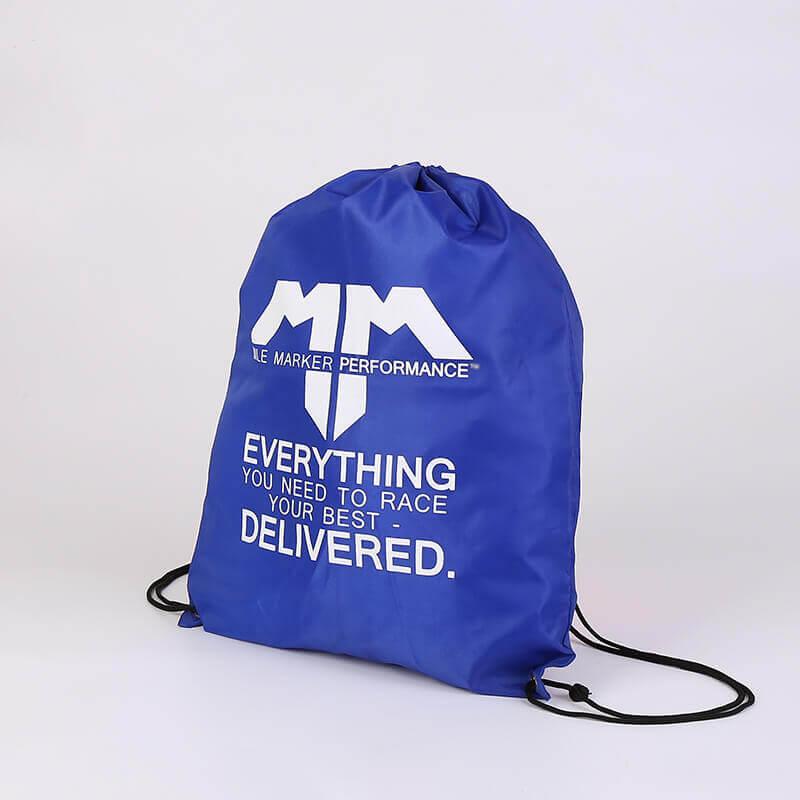 Drawstring Bag for Mile Marker Performance