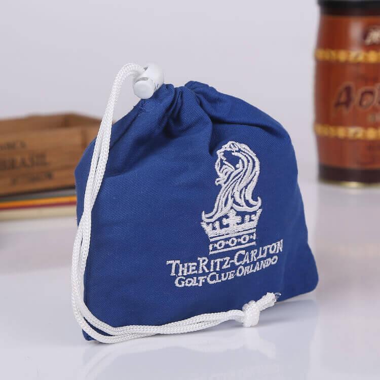Drawstring Bag for The Ritz-Carlton Hotel Company