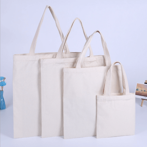 No bottom & no side canvas bag